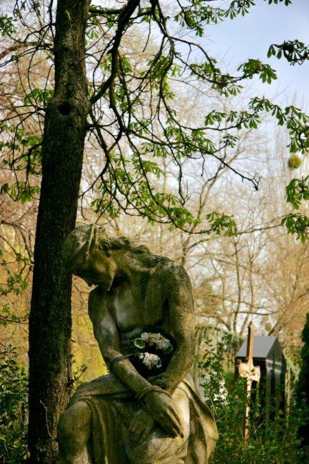 Autumn-Kerepesi Cemetery