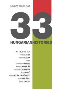 33 Hungarian Histories - Cover