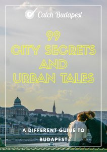 99 City Secrets - Budapest Guidebook