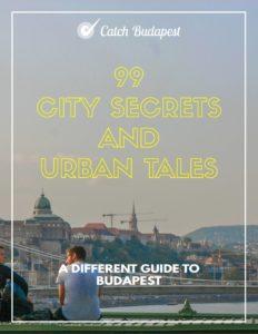 Book Cover Budapest City Secrets