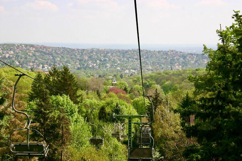 Buda Hills Chairlift
