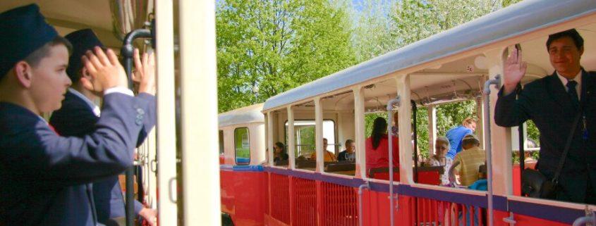 Budapest Childrens Railway