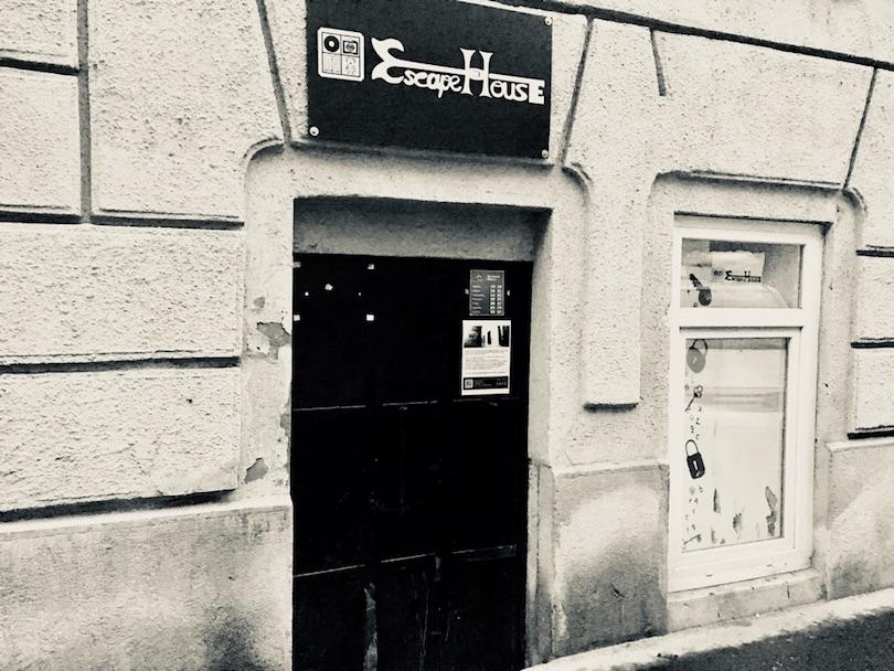 Budapest-Escape House
