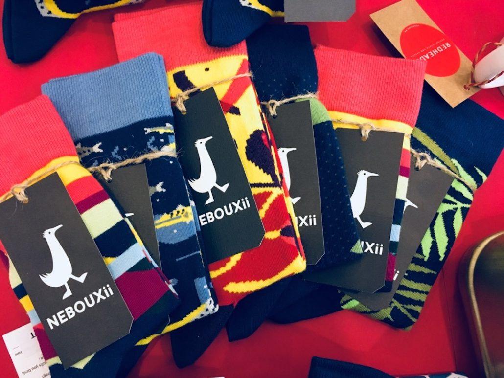 Nebouxii socks