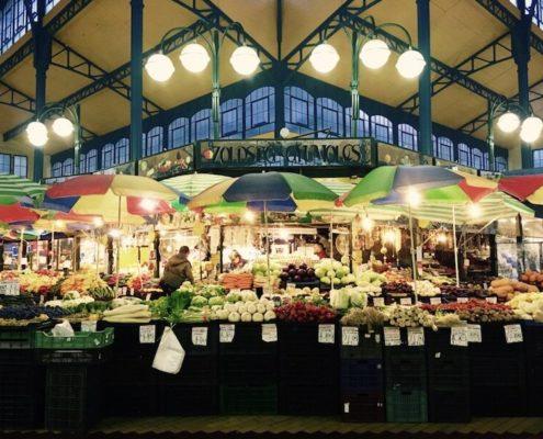 Budapest Markets