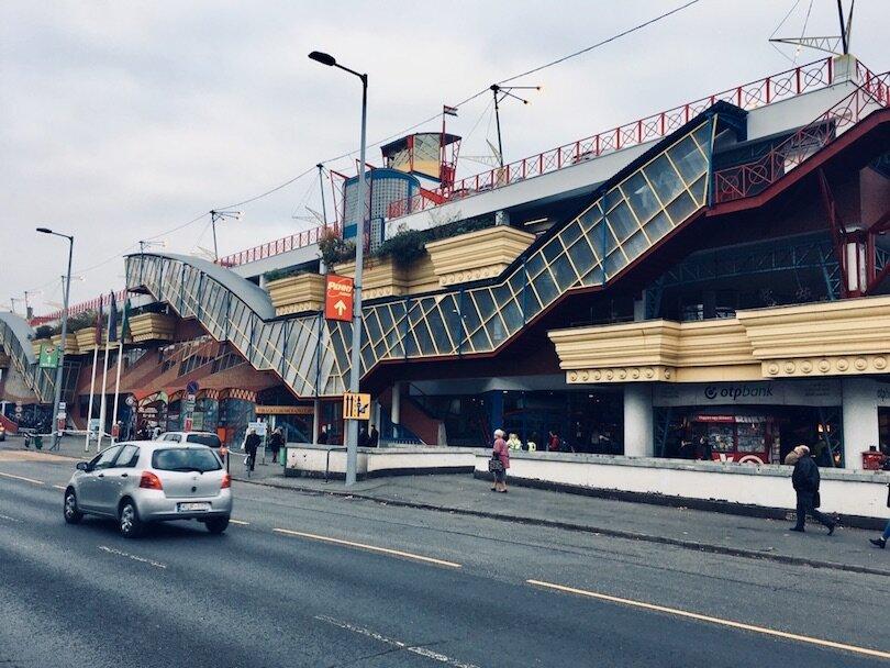 Budapest Markets - Lehel Market