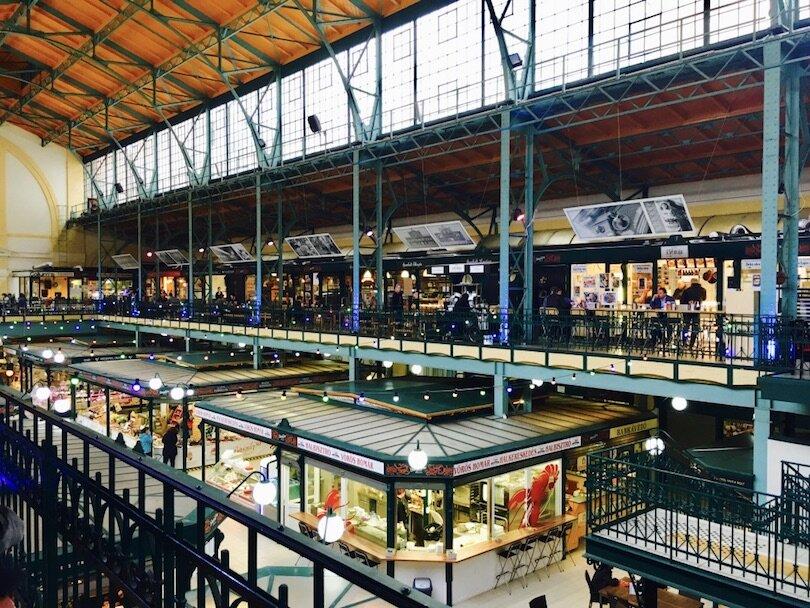 Budapest Markets - Hold Street Market