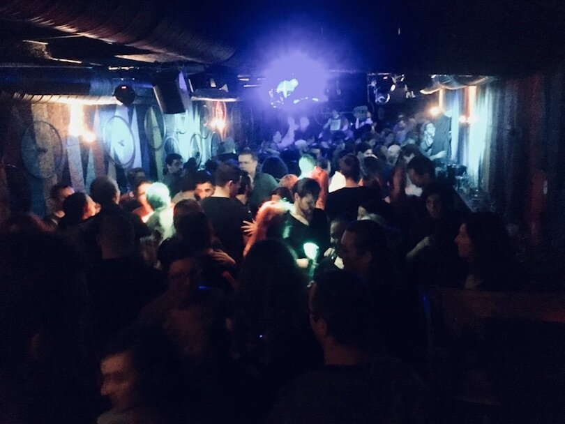 Budapest Party
