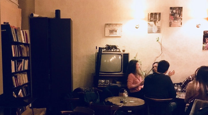 budapest bar nappali