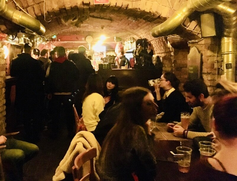 14 Cool Bars in the Budapest Party District • Catch Budapest