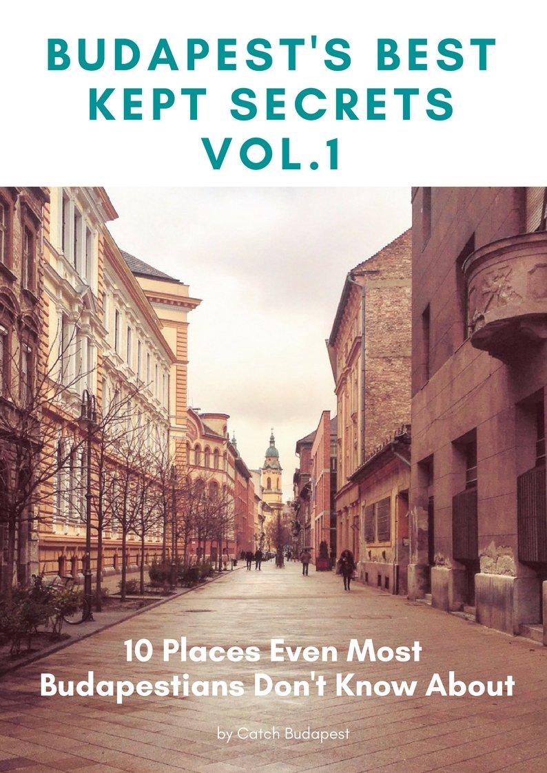 Budapests best kept secrets