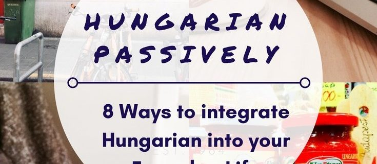 Learn Hungarian Passively