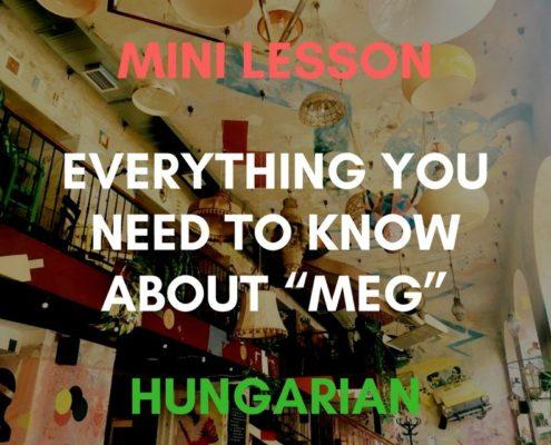 hungarian meg
