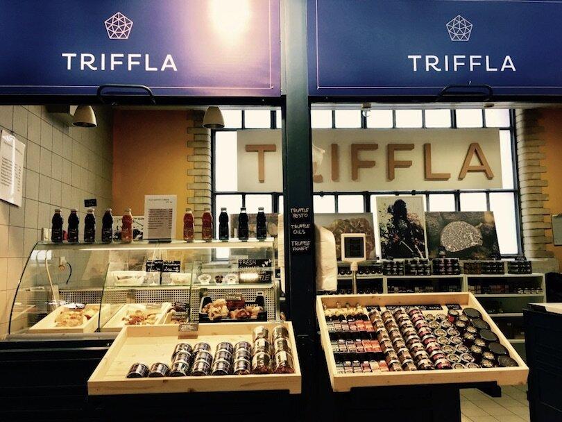 Great Market Hall - Budapest - Triffla