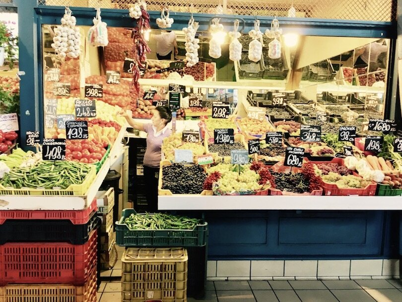 The Ultimate Guide to Budapest's Great Market Hall and its